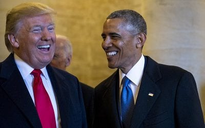 Ep 195: How Trump and Obama are SO SIMILAR
