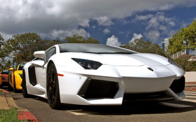 Ep 205: Why I rented my teenager a Lambo