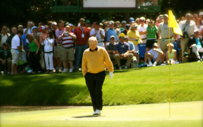 Ep 222: How Jack Nicklaus Sustained Greatness