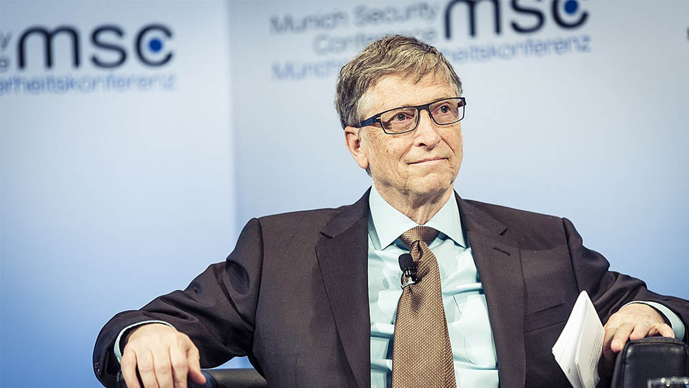 what I learned from Bill Gates