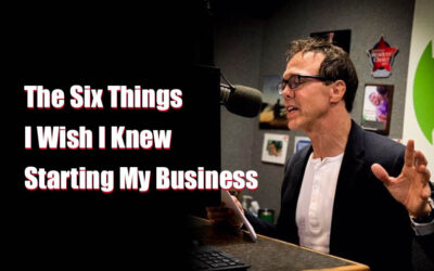Ep 249: What I Wish I Knew Starting My Business