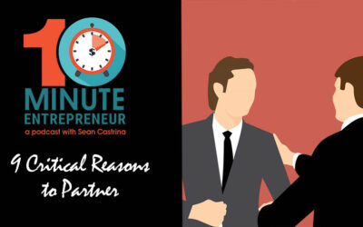 Ep 277: 9 Critical Reasons to Partner